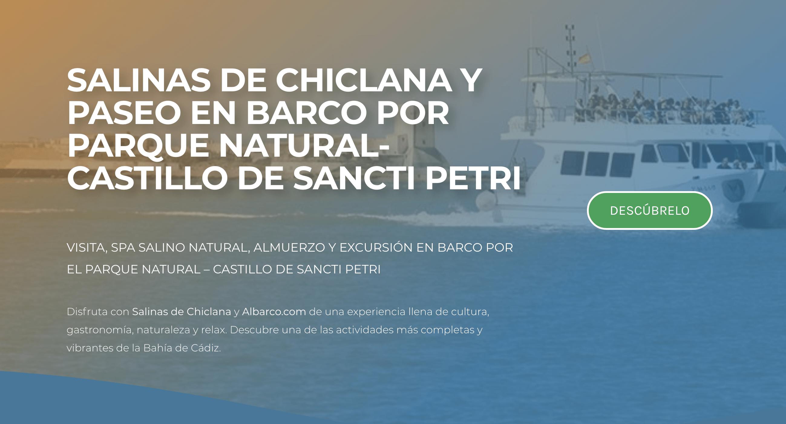 Salinas de Chiclana y Albarco.com