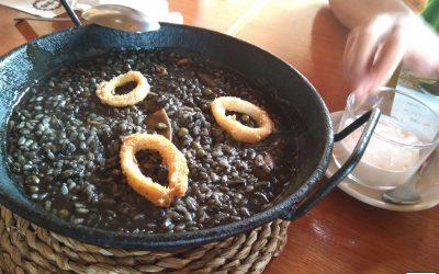 Arroz Negro de La Salina